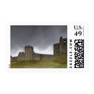 Warkworth Castle Postage