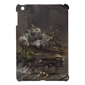 WARLASH VS. ROBOT comic book by Andy Hall iPad Mini Case