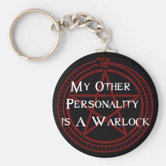Warlock Keychain