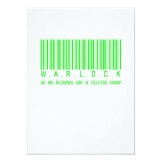 Warlock Reclaiming Card