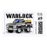 Warlock Stamp