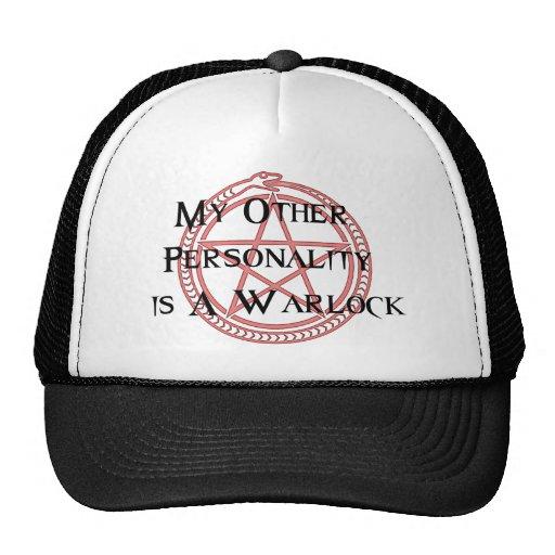 Warlock Trucker Hat