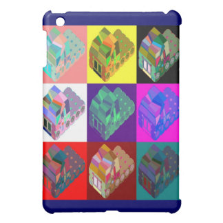 Warlong-Haul CabOver Space Truckers From Mars iPad Mini Covers