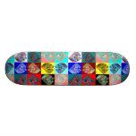 Warlong-Haul CabOver The LookingGlass Rainbow Skateboard Decks