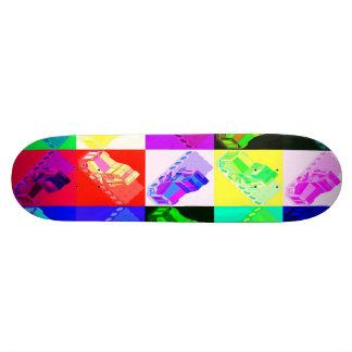 Warlong-Haul Space Truckin Conventional Cabs Skateboard Deck