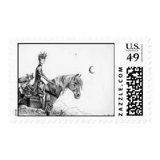 Warlord Sloveniska Stamps