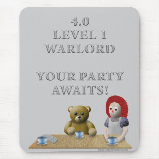 Warlord's Party Mouse Pad