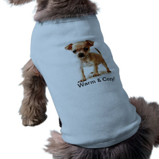 WARM and COZY Pet Tank Top