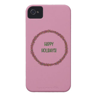 Warm and Lovely Christmassy Case-Mate iPhone 4 Case