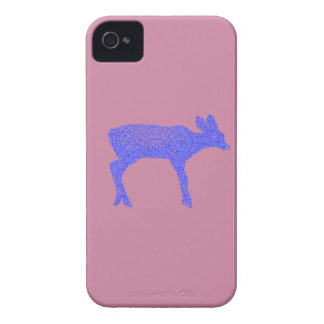 Warm and Lovely Christmassy iPhone 4 Case-Mate Case