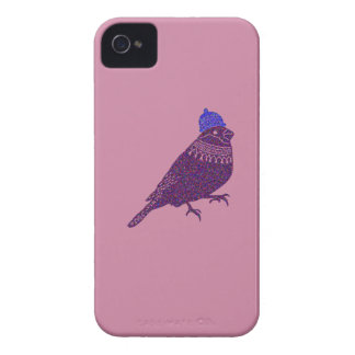 Warm and Lovely Christmassy iPhone 4 Cover