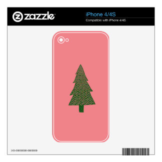 Warm and Lovely Christmassy iPhone 4S Skin