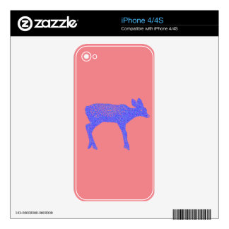 Warm and Lovely Christmassy Skins For iPhone 4