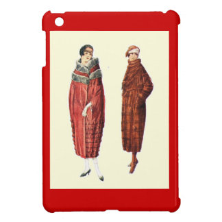 Warm and snug in winter iPad mini case