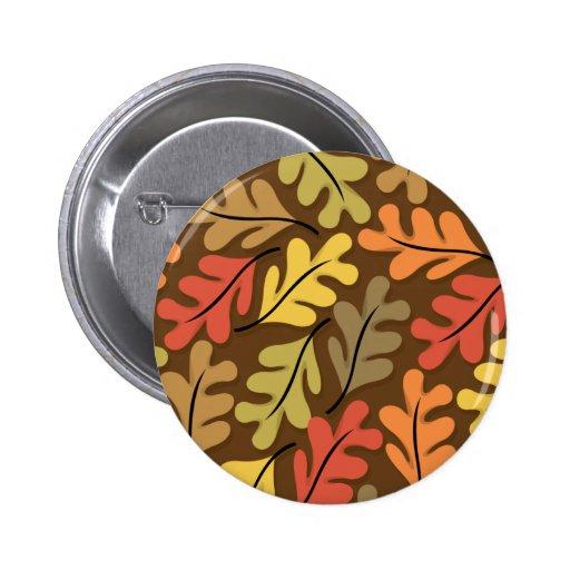 Warm Autumn Leaves Pin