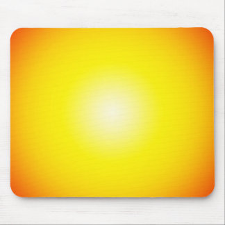 Warm Background Mouse Pad