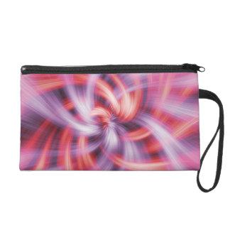 Warm Breeze Swirls Bagettes Bag