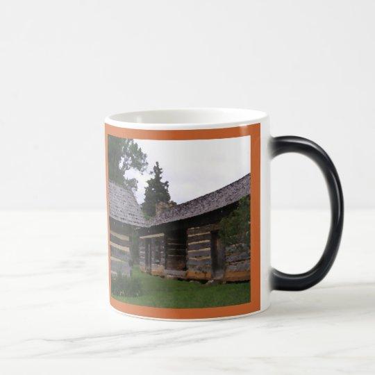 Warm Cabin Coffee Mug