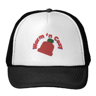 Warm Cap Trucker Hat
