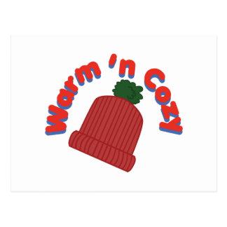 Warm Cap Postcard
