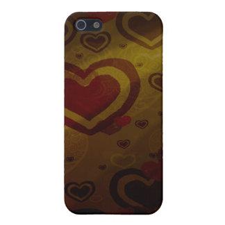 Warm Chocolate iPhone SE/5/5s Case