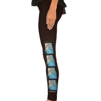 Warm & Cool Horse Collection Legging