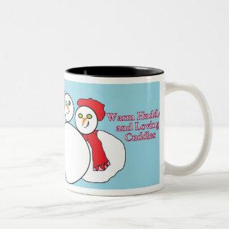 Warm cuddles Mug