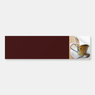 Warm Cup of Coffee Bumper Stickers