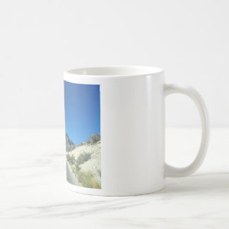Warm desert days coffee mug