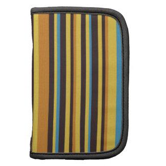 Warm Earthtone Color Scheme shells sleeves Folio Planners