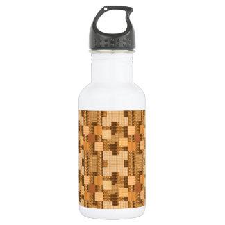 WARM energy Jewel Art Graphic Pattern Water Bottle