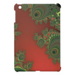Warm Fall Fractal Abstract Cases iPad Mini Cases