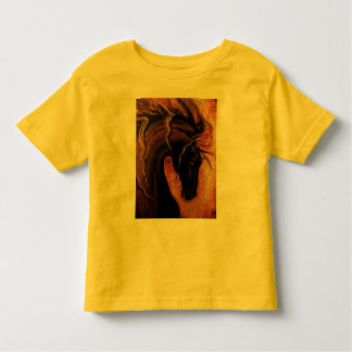 Warm Friesian Horse Shirts