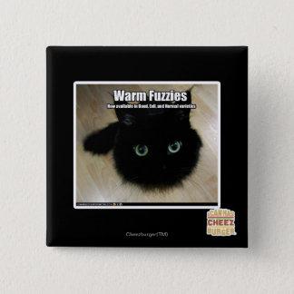 Warm Fuzzies Pinback Button