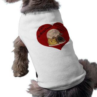 Warm, Fuzzy Feeling! Heart T-Shirt