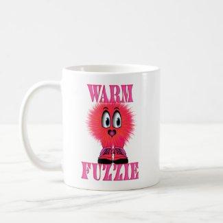 Warm Fuzzy Silly Valentine mug