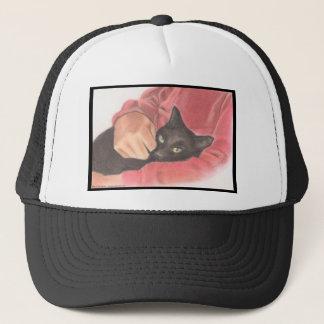 Warm Fuzzy Trucker Hat