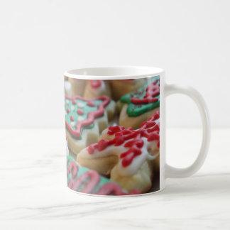 Warm gingerbread, cookies mug