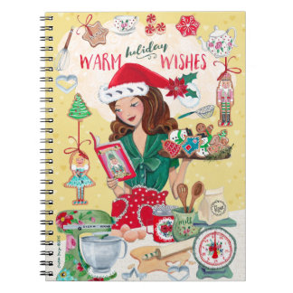 Warm Holiday Wishes | Recipe | Photo Notebook