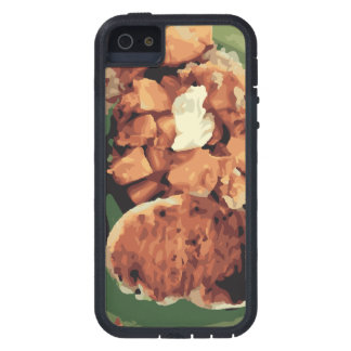 Warm Homemade Potatoes and Green Beans iPhone SE/5/5s Case