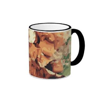 Warm Homemade Potatoes and Green Beans Ringer Mug