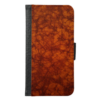 Warm Leather Galaxy S6 Wallet Case