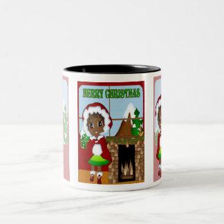 Warm Merry Christmas Mug