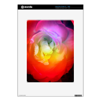 Warm Mood Art Decal For The iPad