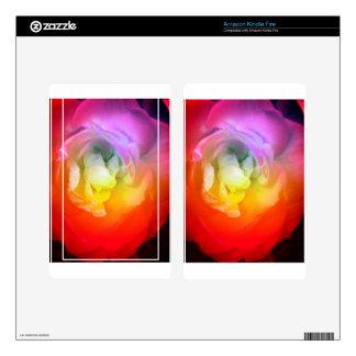 Warm Mood Art Kindle Fire Decal