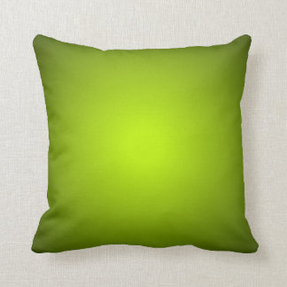 Warm Natural Greens Pillows