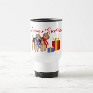 Warm Scarves Travel Mug