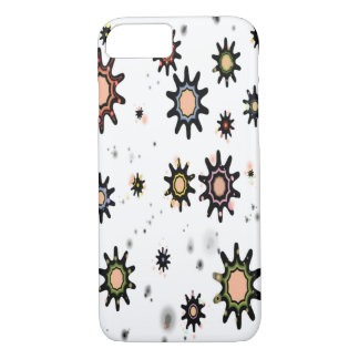 Warm splashes iPhone 7 case