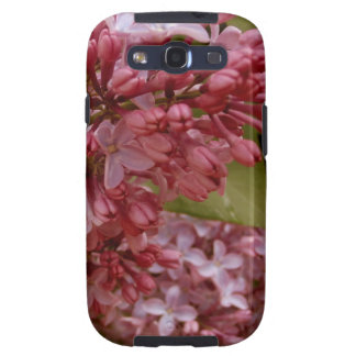 Warm Spring Lilacs Samsung Galaxy S3 Covers
