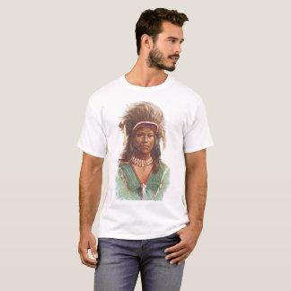 Warm Springs Chief: Agate Arrowpoint T-Shirt